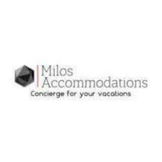 Milos Accommodations